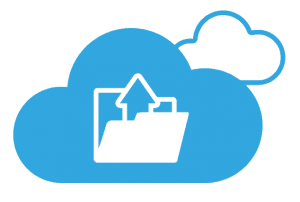 Back-up in de cloud, cloud backup