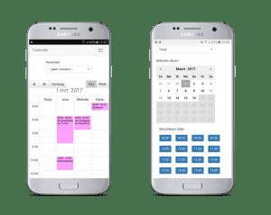 salon software, online afspraken, agenda app