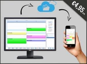 cloud agenda, agenda app, essalon agenda, essalon agendasysteem
