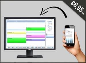 online afspraken software, online afspraken programma, online afsprakensysteem