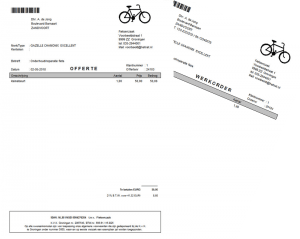 fietsenwinkel kassasoftware, voorraadsysteem fietsenwinkel, fietsenwinkel kassa