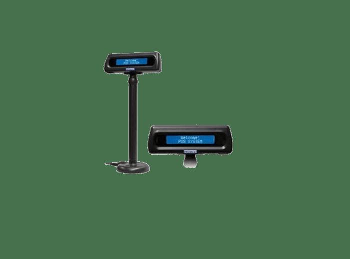 klantendisplay kassasysteem, klantendisplay kassa
