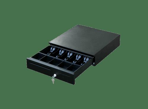 Electrische kassalade, kassasoftware kassasysteem