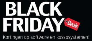 kassakorting blackfriday, kassasysteem korting, kassasoftware korting