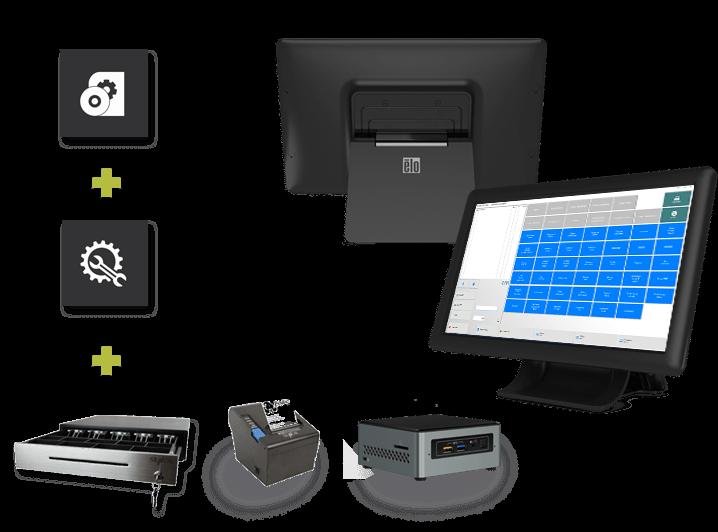 kassasysteem, touchscreen kassasysteem, kassasystemen, possysteem, NUC