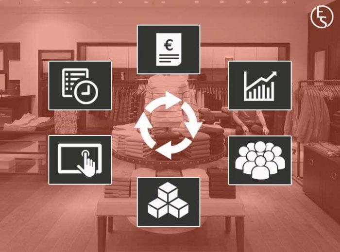 Detailhandel kassasoftware