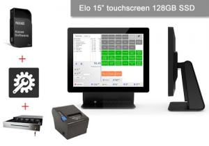 Elo touchscreen kassasysteem, elo kassa, computerkassa systeem