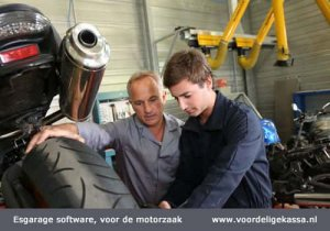 kassa software motorzaak