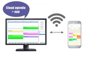 Saon software agenda, online afspraken salon