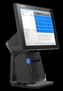 touchscreen kassasysteem
