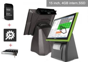Kassasysteem, kassa scanner