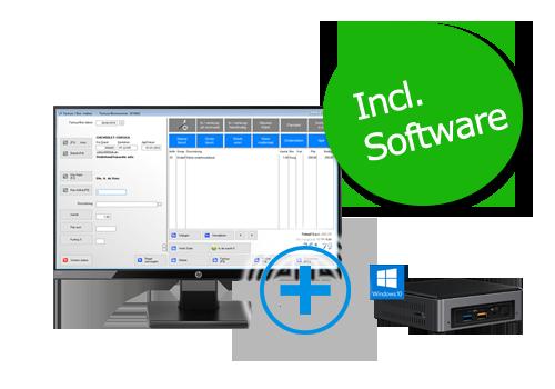 kassasysteem garage software, kassa software desktop