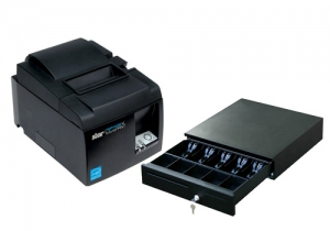 kassabon printer star, kassa software