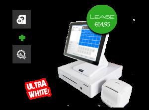 kassa software, kassasysteem, touchscreen kassa